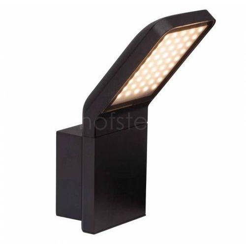 Brilliant Panel zewnętrzny kinkiet LED Czarny, 1-punktowy - Nowoczesny - Obszar zewnętrzny - Panel - Czas dostawy: od 2-3 tygodni (4004353229244)
