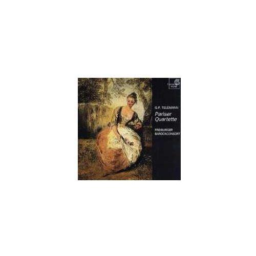 Quatuors Parisiens No. 1-6, HMC901787