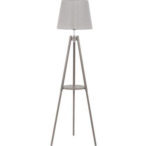 Lampa podłogowa LOZANO 1091, kolor Szary