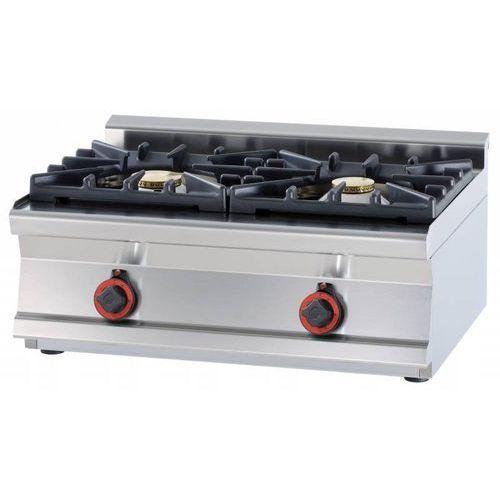 Kuchnia gazowa WOK | 1700W | 800x600x(H)280mm