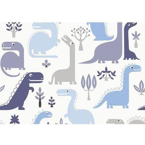 Ll-10-02-1 tapeta  dinozaury jack 'n rose, marki Grandeco