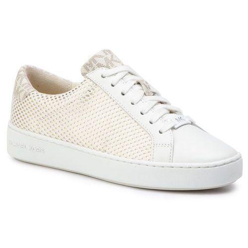 3e1e731ed72b9 Sneakersy MICHAEL MICHAEL KORS - Irving Lace Up 43S9IRFS3D Plgld Opt