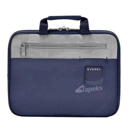 """Everki ContemPRO Sleeve torba / pokrowiec na laptopa 11,6"""" / granatowa - Navy, kolor niebieski"""