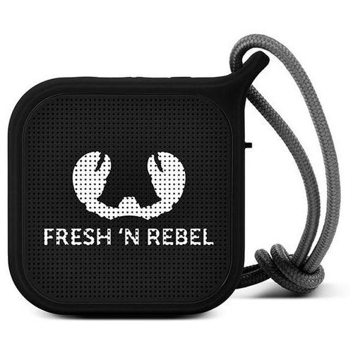 Głośnik mobilny FRESH N REBEL Rockbox Pebble Czarny, 001845700000