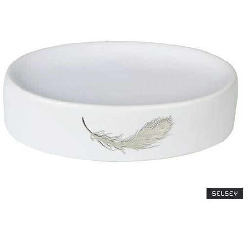 Selsey mydelniczka cremeweiss biała