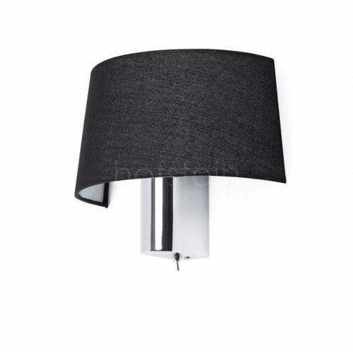 Faro Hotel Lampa ścienna Srebrny, 1-punktowy - Nowoczesny - Obszar wewnętrzny - Hotel - Czas dostawy: od 2-3 tygodni