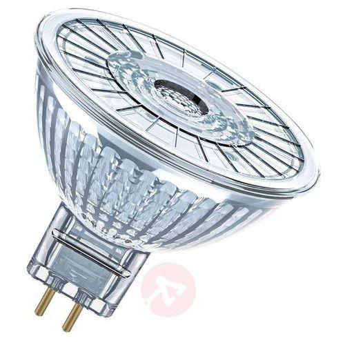 Żarówka LED OSRAM 4052899957756, GU5.3, 4.6 W = 35 W, 350 lm, 2700 K, ciepła biel, 12 V, 15000 h, 1 szt., 4052899957756