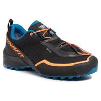Buty DYNAFIT - Speed Mtn Gtx GORE-TEX 64036 Black/Mykonos Blue 0987