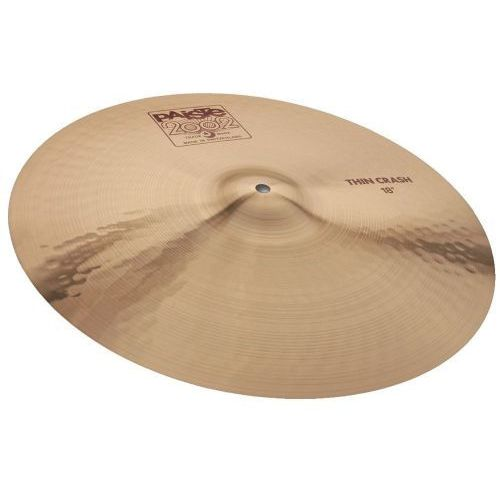 crash 2002 16″ thin marki Paiste
