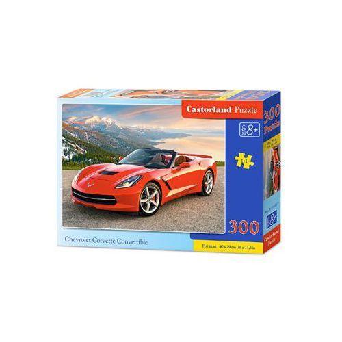 Castor 300 elementów chevrolet corvette convertible