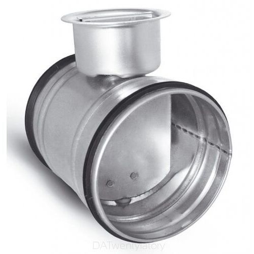 Przepustnica szczelna zamykająca datl 125 marki Elementy okrągłe z uszczelką