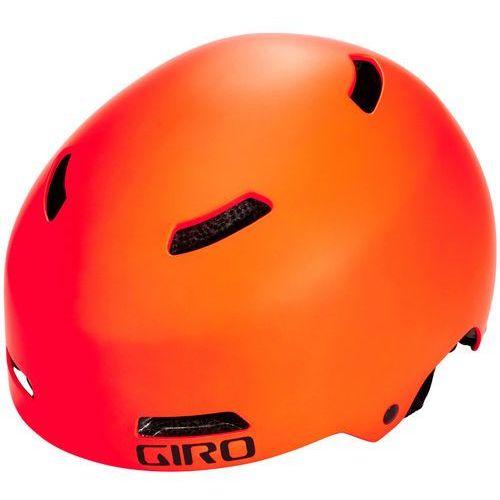 quarter fs mips kask rowerowy pomarańczowy 59-63 cm 2019 kaski rowerowe marki Giro