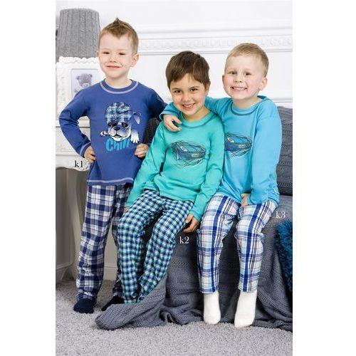 piżama chłopięca 1035 damian 01 marki Taro