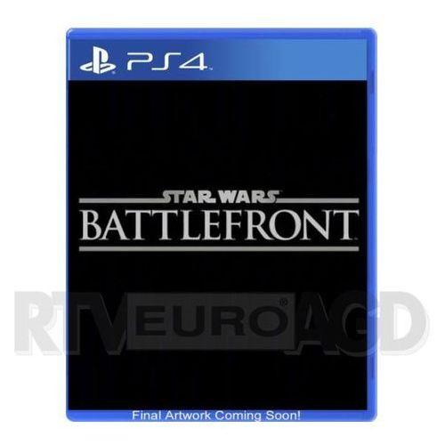 Star Wars Battlefront - produkt z kat. gry PS4