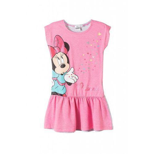 Sukienka dziewczęca Myszka Minnie 3K34AL