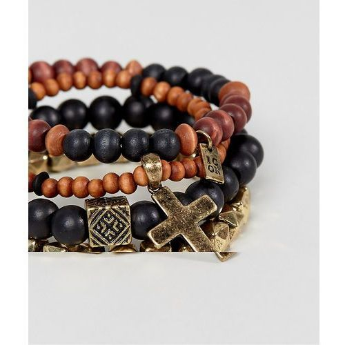 Icon brand barrier thief bracelet pack - multi