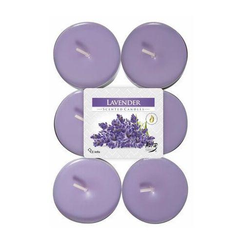 Bispol Podgrzewacz zapachowy lavender lawenda 6 szt. (5906927530796)