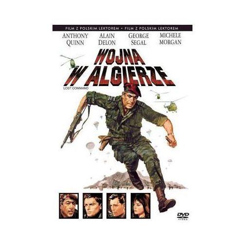 Wojna w Algierze (DVD) - Mark Robson. DARMOWA DOSTAWA DO KIOSKU RUCHU OD 24,99ZŁ (5903570137990)