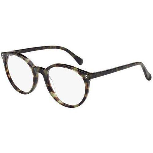 Okulary korekcyjne sc0003o 002 marki Stella mccartney