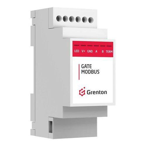 grenton 1.0 moduł integracyjny gate modbus din eth tf-bus int-011-t-01 - autoryzowany partner grenton, automatyczne rabaty. marki Grenton