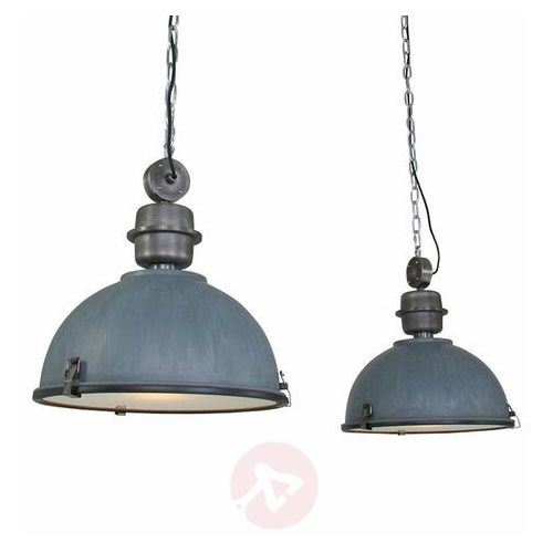 Steinhauer bikkel lampa wisząca siwy, 2-punktowe - - obszar wewnętrzny - bikkel - czas dostawy: od 10-14 dni roboczych (8712746123395)