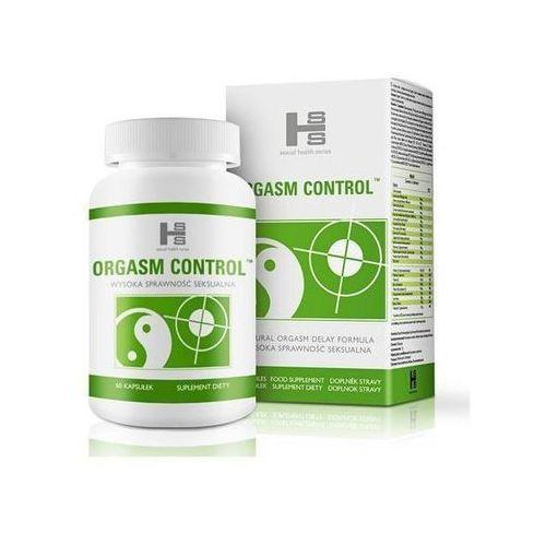 OKAZJA - Orgasm Control - opóźnia wytrysk, wydłuża stosunek - tabletki 60tab