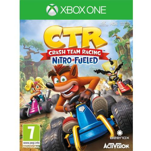 Crash Team Racing Nitro Fueled (Xbox One)