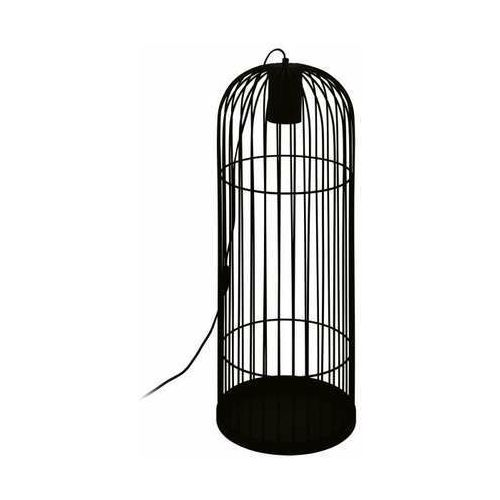 latchely 43389 lampa stojąca podłogowa 1x5w gu10 czarna marki Eglo