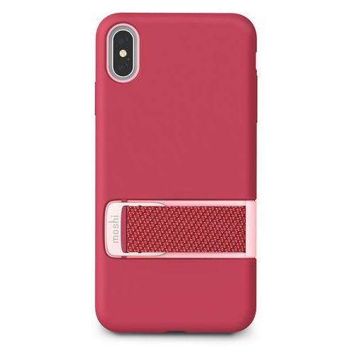 capto etui obudowa iphone xs max (raspberry pink) marki Moshi