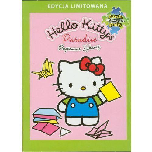 Hello Kitty's Paradise - Papierowe zabawy
