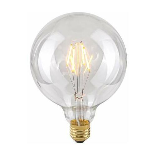 żarówka 801405 led 4w e27 g125 2200k barwa ciepła transparentna marki Italux
