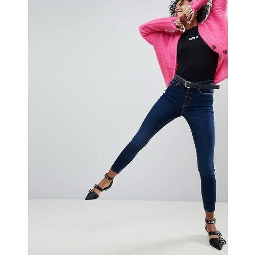New Look Dahlia Super Skinny Rinse Blue Jean - Blue, skinny