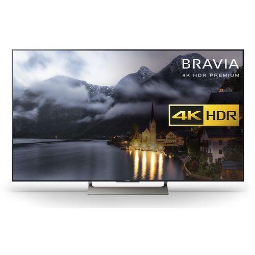 TV LED Sony KD-75XE9005 - BEZPŁATNY ODBIÓR: WROCŁAW!