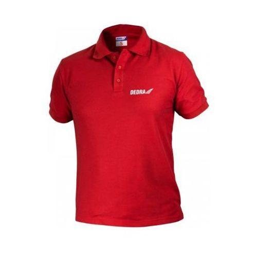 Dedra Koszulka polo bh5pc-s czerwony (rozmiar s)