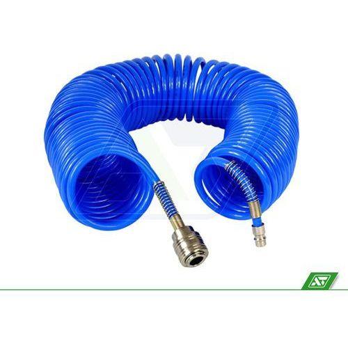 Geko Wąż spiralny  8x12 mm 10 m g01170 pe