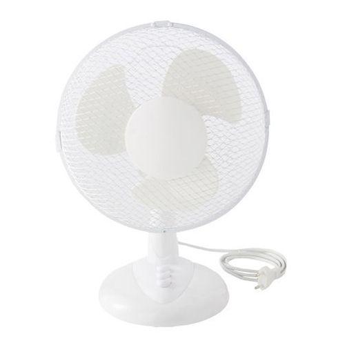 Wentylator biurkowy 23 cm biały (3663602439899)