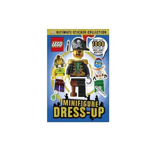 LEGO Minifigure Dress-Up! Ultimate Sticker Collection (9780241237243)
