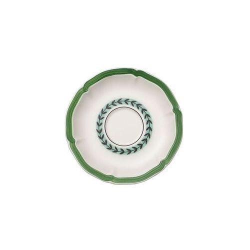 Villeroy & boch - french garden green line spodek do filiżanki śniadaniowej