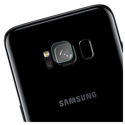 Szkło ochronne Perfect Glass na tylny aparat Samsung Galaxy S8 - 3szt