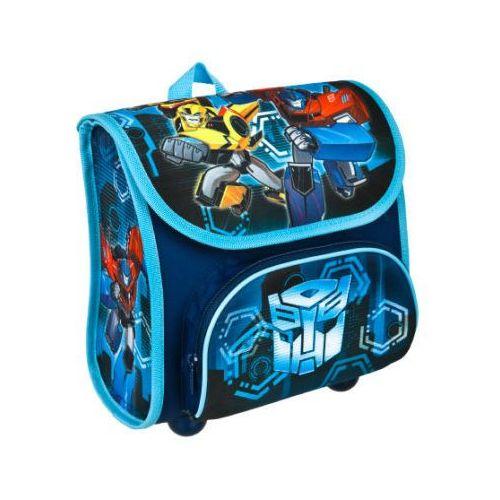 Scooli plecak szkolny - transformers