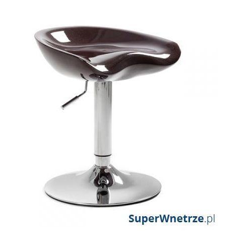 Krzesło obrotowe z regulacją wysokości UNIQUE Spoony coffee