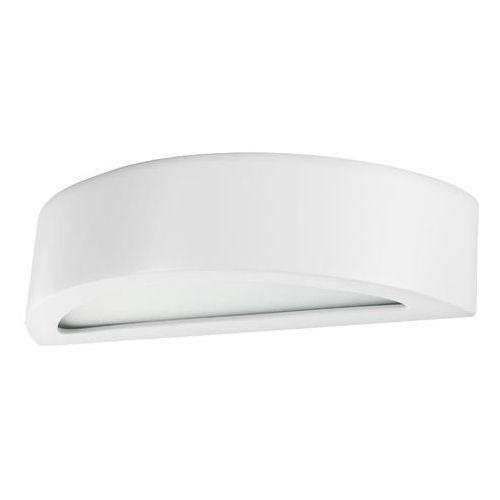 Lampex Kinkiet lumi 40 biały