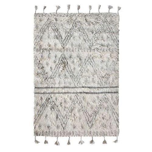 ręcznie tkany dywan berberski wykonany z wełny (180x280) ttk3018 marki Hk living