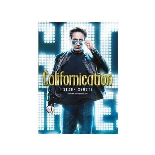Californication. Sezon 6 (DVD) - Tom Kapinos DARMOWA DOSTAWA KIOSK RUCHU (5903570152993)