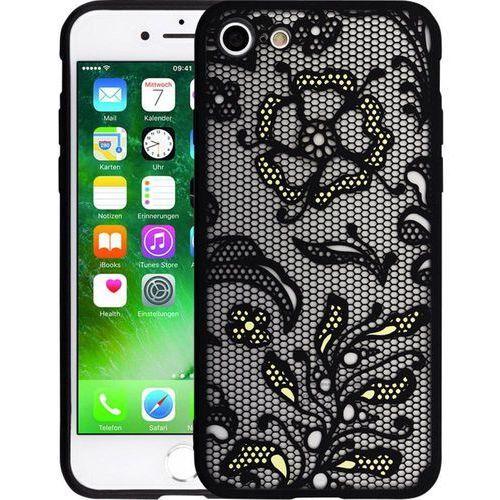 Perlecom Pokrowiec na tył iphone  4260481643240, pasuje do modelu telefonu: apple iphone 7