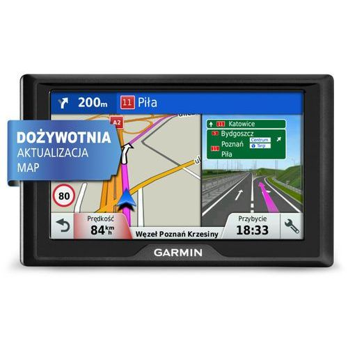 Nawigacja GARMIN Drive 50 LM Centralna Europa z kategorii nawigacja turystyczna