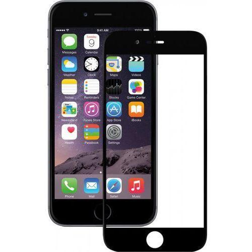 Szkło hartowane Mocolo 3D Full Cover Tempered Glass iPhone 6/6s Matt Black (2000053555012)
