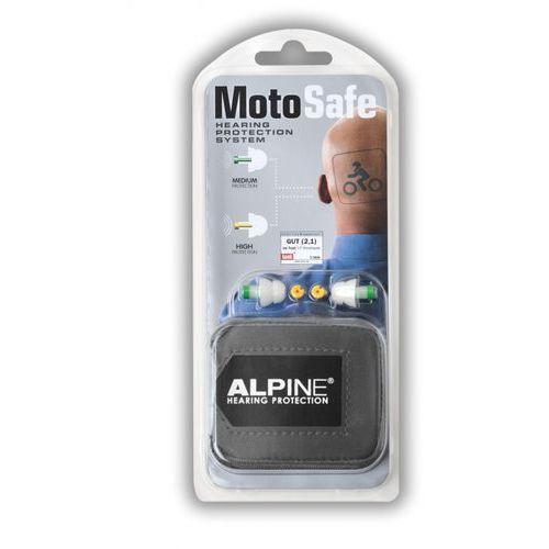 motosafe pro zatyczki do uszu (para) od producenta Alpine
