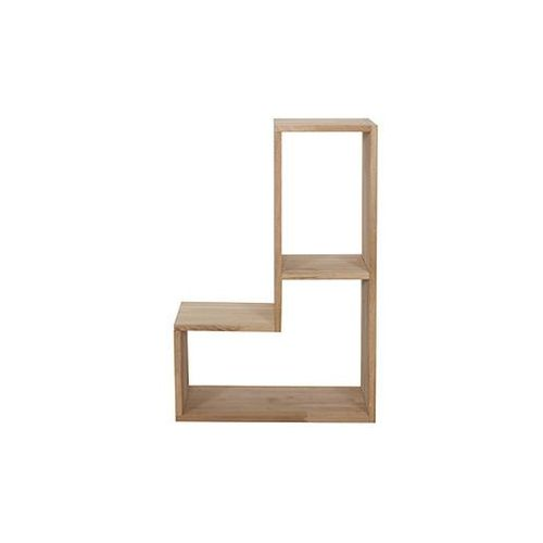 WOOOD:: PÓŁKA MODUŁOWA TETRIS DĘBOWA - Tetris dębowa