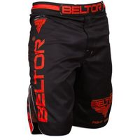 Spodenki MMA Beltor Red Punch (5901619320655)